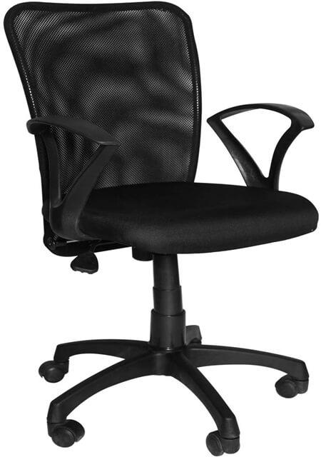 CELLBELL C83 Back Office Mesh Mid-Back Revolving Chair