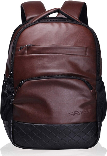 F Gear Luxur Brown 25 Liter