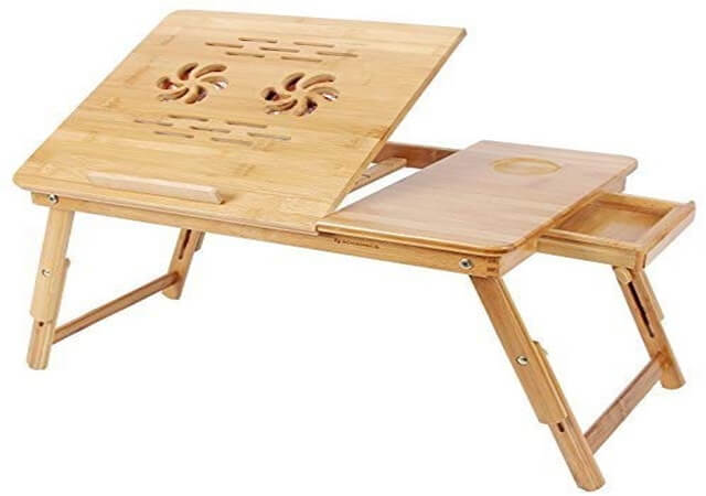PAffy Foldable Laptop Table