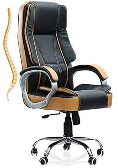 beAAtho JS 1 High Back Chair