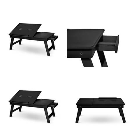 Amaze Shoppee portable laptop table for bed