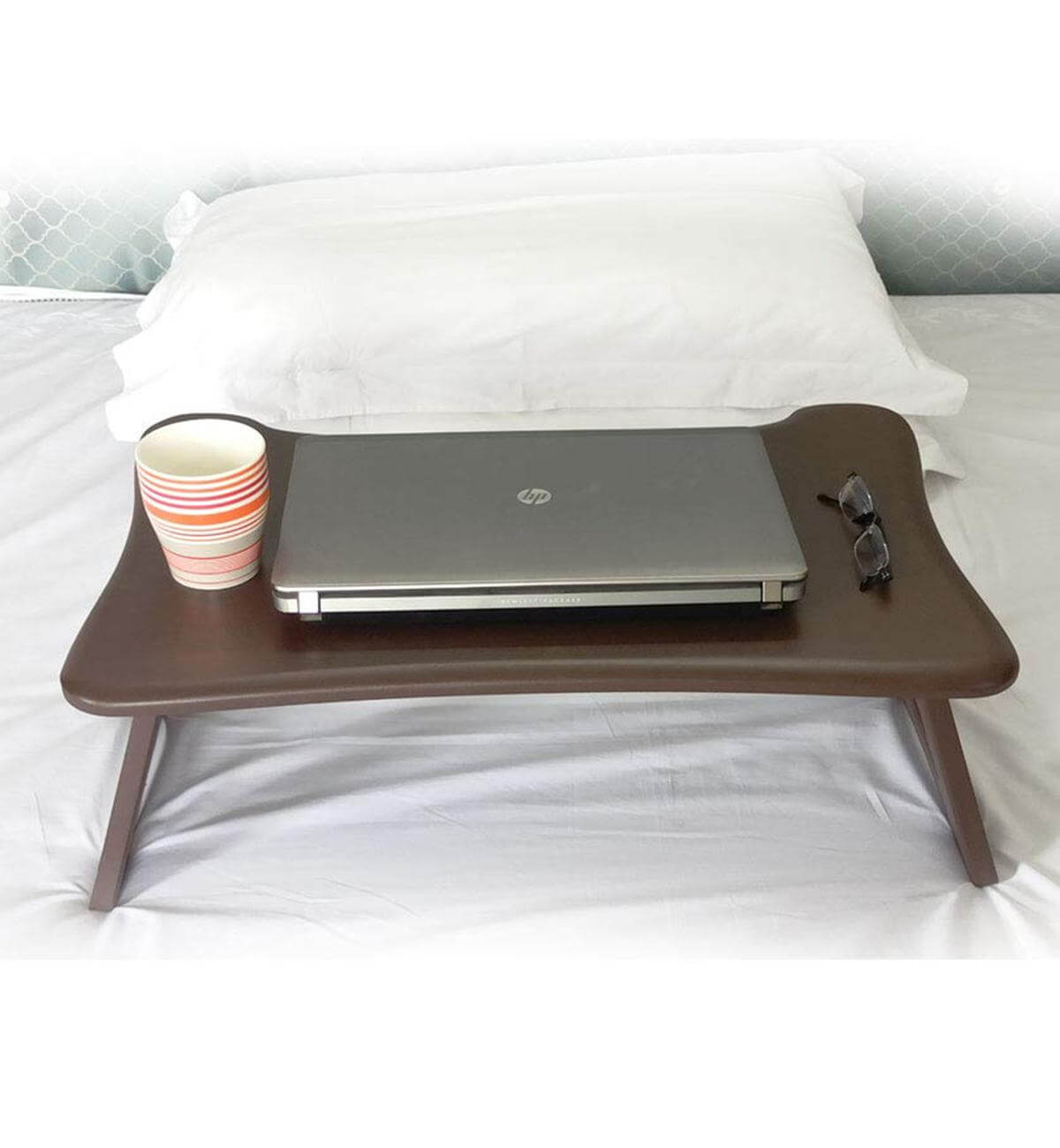 Furnezee Lapdesk laptop table foldable