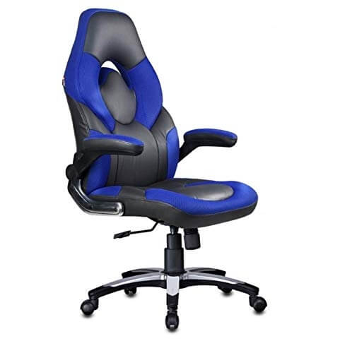 Caddy Gaming Chair Adjustable Seat