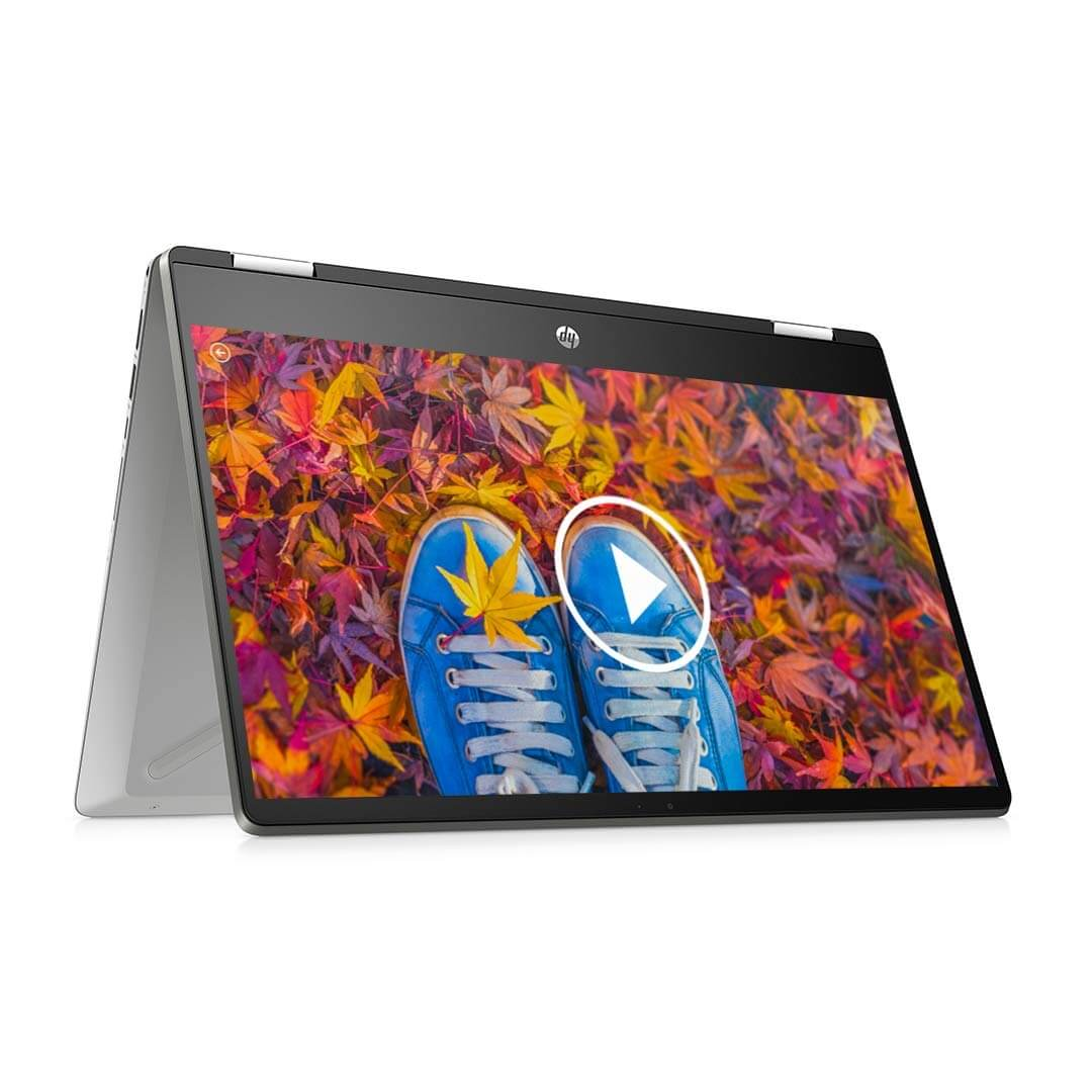 HP Pavilion x360 Touchscreen 2 in 1 FHD 14 inch Laptop